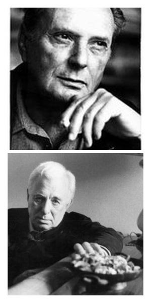 Vittorio Sereni e Franco Fortini