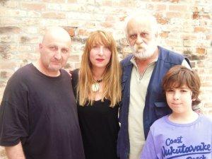 12 giugno 2011, Verona, alla Fiera dell'editoria poetica si aggiravano loschi e pericolosi individui.