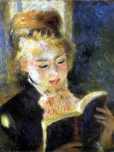 Renoir - La lettrice