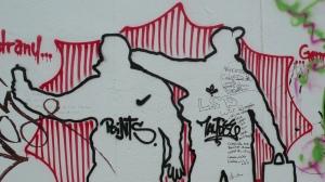 berlino - east side gallery - gm