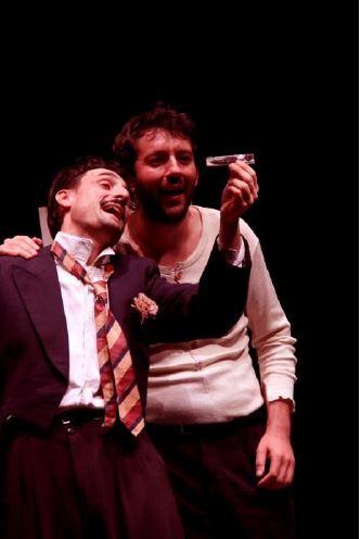 Enoch Marrella e Edoardo Ripani in Cuoredebole