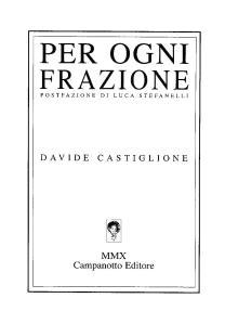 castiglione