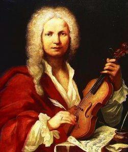 François Morellon de La Cave, Ritratto di Antonio Vivaldi (1723)