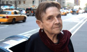 Adrienne Rich in 2006.  Photograph: David Corio/Getty Images