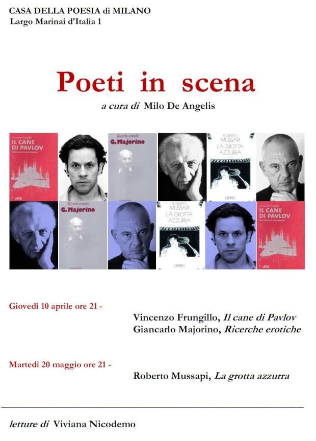 poeti in scena