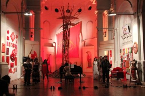 """""""Gli oscillanti"""" in scena a Ravenna"""
