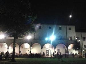 Mantova - Festival letteratura  - festa dei volntari