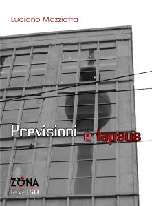 PREVISIONI E LAPSUS - copertina solo prima