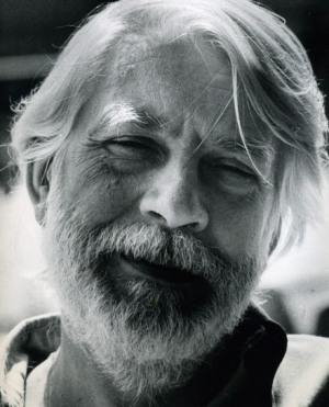 Giovanni Raboni, foto L. Goffi (Belluno 1988)