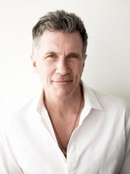 Michael Cuningham, foto di Richard Phibbs