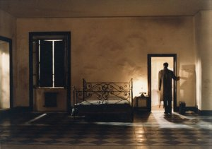 """Da """"Nostalghia"""" di Tarkovskij."""