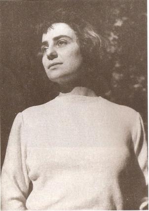 Goliarda negli anni Sessanta - © Archivio Sapienza-Pellegrino