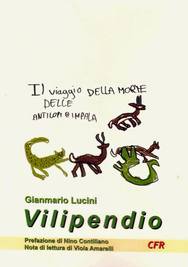 Gianmario Lucini, VILIPENDIO