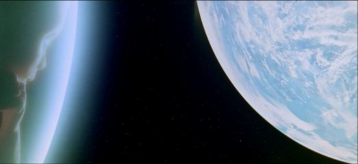 from Stanley Kubrick - 2001 A Space Odyssey