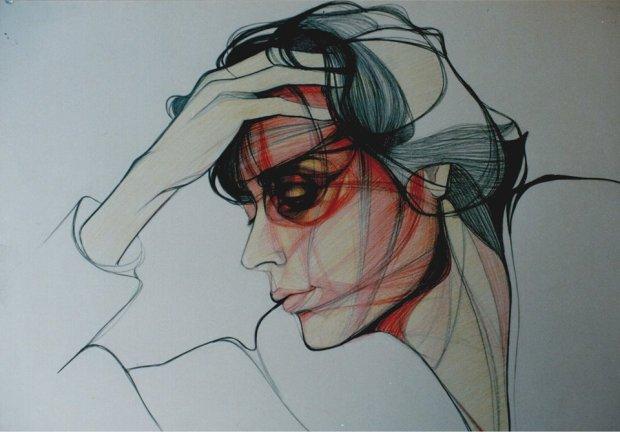 Vita senza sfumature – 100 x 70 (pastello) Rossella Esposito