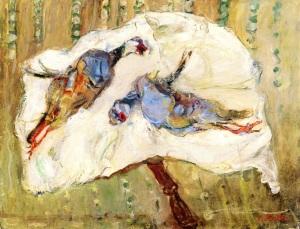 Soutine, 'Guinea Fowl'  (1926-27)