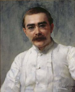 JohnCollier, Rudyard Kipling - 1891