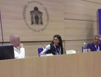Afro Somenzani, Elisabetta Bucciarelli e Paolo Colagrande. Grazie @CasaLet per la fotografia.