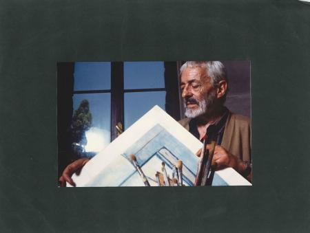 Armando Pizzinato (foto di Paolo della Corte)