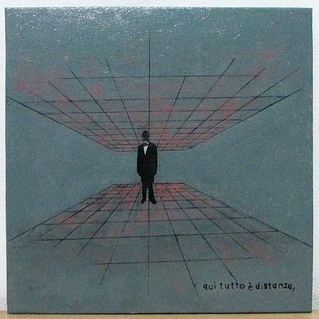 """di Alessandro Morino, """"qui tutto è distanza,"""""""