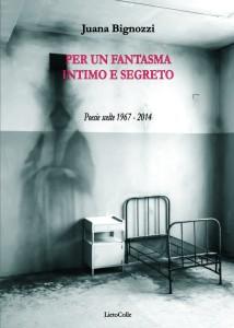 Juana Bignozzi Per un fantasma COPERTINApiatta