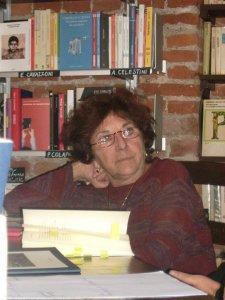 Anna Maria Carpi, foto di Anna Toscano