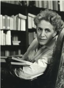 Gianna Manzini scrittrice italiana Roma 1960
