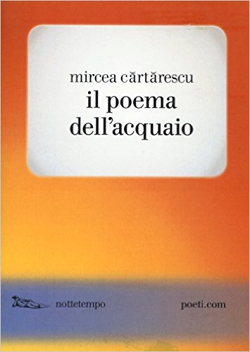 Una Frase Lunga Un Libro 67 Mircea Cărtărescu Il Poema Dell