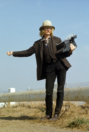 Richard Brautigan, fonte LitKicks.com