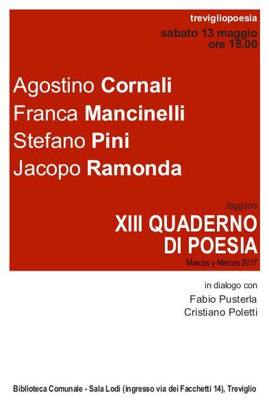 TRP 2016 - Cartolina Quaderni