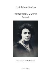 Lucie Delarue Princesse Amande copertinapiatta